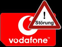 Störung Vodafone